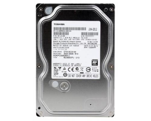 Винчестер 1000Gb SATAIII Toshiba DT01ACA100 7200rpm 32Mb