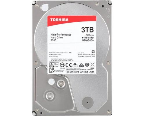 Винчестер 3000Gb SATAIII Toshiba HDWD130UZSVA P300 7200rpm 64Mb