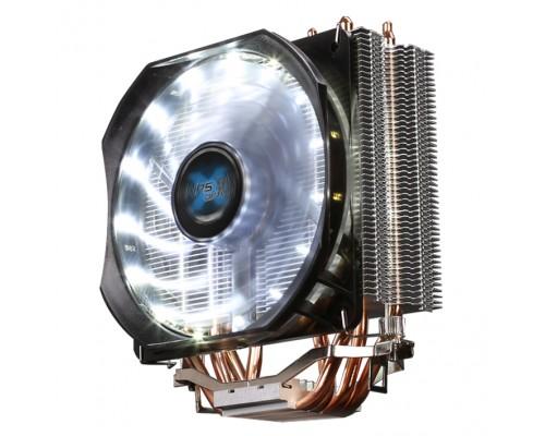 Кулер Zalman CNPS9X Optima Socket115X/775/AM3/AM2/AM2+/939/940/754/FM1, W/120mm fan PWM, 26dBA, 600-1500rpm, LED подсветка
