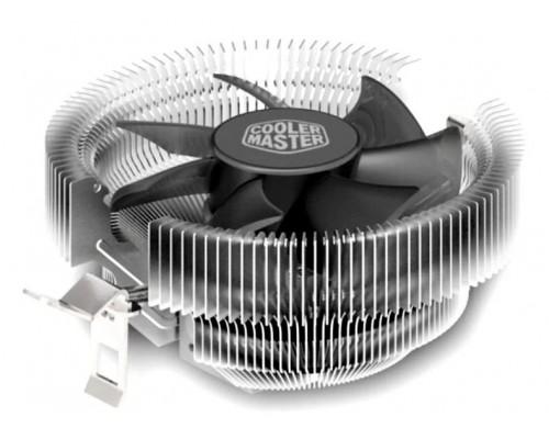 Кулер Cooler Master Z50 RH-Z50-20FK-R1 Socket115x, AMx, FMx, Al, 3pin, 95W, 2000 об/мин, 25dBA, вентилятор 90mm