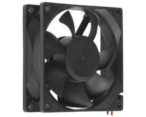 Вентилятор  80x80x25мм Gembird D8025HM-3, 3000rpm, 20dBA гидродинамический питание 3pin от МВ