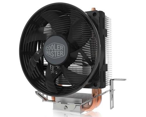 Кулер Cooler Master RR-T20-20FK-R1 Hyper T20 LGA115X/LGA775/SFM2/SFM1/SAMX, 2000 rpm, 3pin, 31.7 CFM, 30 dBA, 2 тепловые трубки