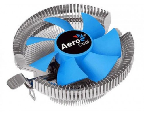 Кулер Aerocool Verkho A Socket AM4, AM3, AM3+, AM2+, AM2, FM1, FM2, 90мм, 1000-2300rpm, 12-29dBA, 4pin PWM, 100W