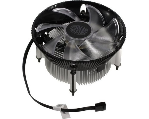 Кулер Cooler Master I70C RR-I70C-20PK-R2 Socket 115x/1200, 650-1800rpm, 4pin PWM, 95W