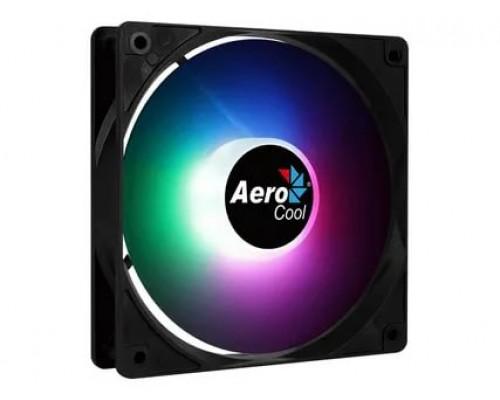 Вентилятор 120x120x25мм Aerocool Frost 12 RGB, 3pin+4pin Molex, 1000RPM, 23,7dbA, 24,8 CFM, RGB подсветка