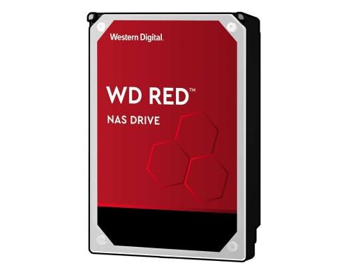 Винчестер 3000Gb SATAIII Western Digital RED Plus WD30EFZX 5400rpm 128Mb, адаптирован для работы в системах NAS