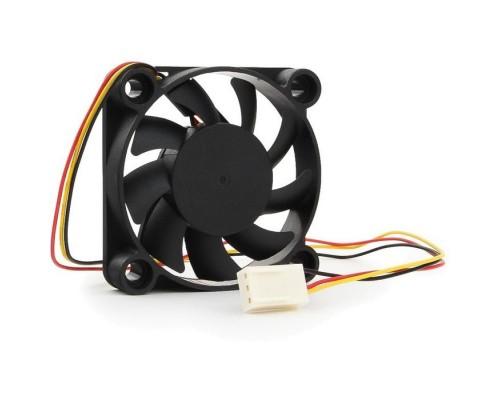 Вентилятор 50x50x10мм Gembird 3pin sleeve