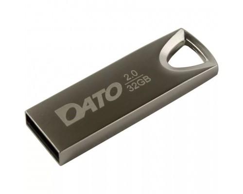 Флеш драйв Dato 32Gb USB2.0 DS7016-32G серебристый
