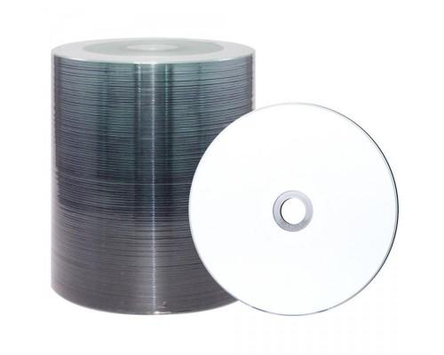 Диск CD-R 700Мб CMC 52x Printable с поверхностью для струйной печати (100шт/уп), 1 диск