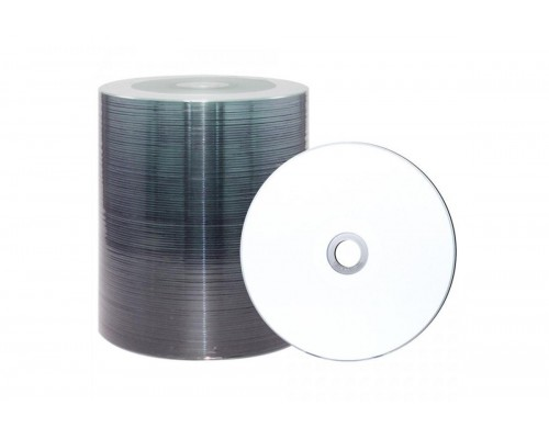 Диск CD-R 700Мб Ritek 52x Printable (100шт/уп)