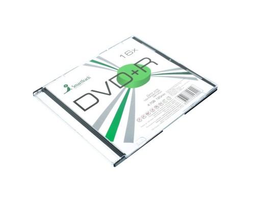 Диск DVD+R 4,7Гб SmartTrack 16x Slim (1 диск)
