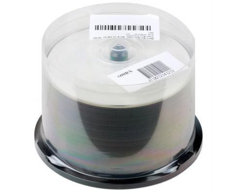 Диск BD-R DL 50Гб 6x СМС Printable (100шт/уп) 1 диск