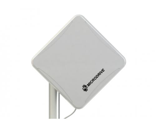 Маршрутизатор Wi-Fi  Microdrive NR-410 802.11n, до150Мбит/с, 3G/4G, 1 порт LAN, PoE, уличный