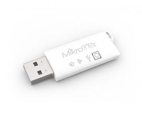 Адаптер Wi-Fi 802.11b/g/n Mikrotik WOOBM-USB, 2.4GHz, USB2.0