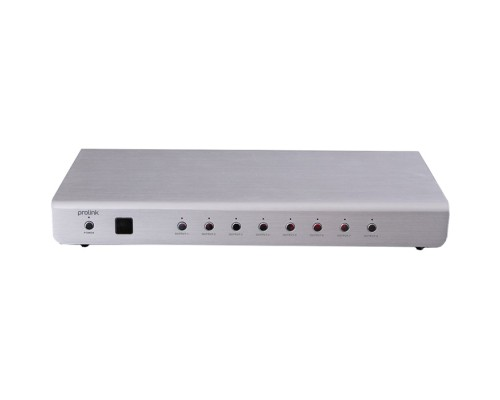 Разветвитель HDMI Prolink 1HDMI вход ->8 HDMI выходов, High Speed HDMI, HDCP compatible, HDTV 1080p, Supports 3D