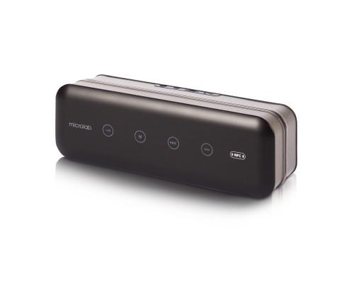Актив. акуст. система Microlab MD663BT 6w Bluetooth microSD FM черный