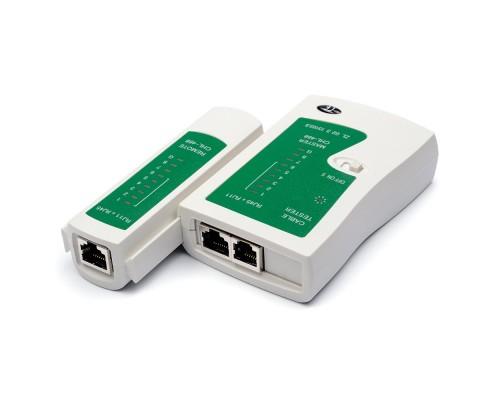 Тестер-LAN ATcom AT15252 для кабелей RJ-11, RJ-12, RJ-45
