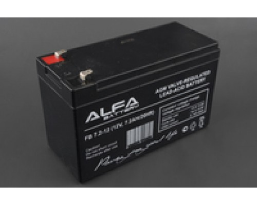 Аккумуляторная батарея для ИБП FB 12V, 7,2A·h