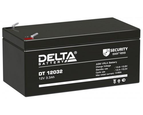 Аккумуляторная батарея для ИБП Delta DTМ 12032 12V, 3,3A·h