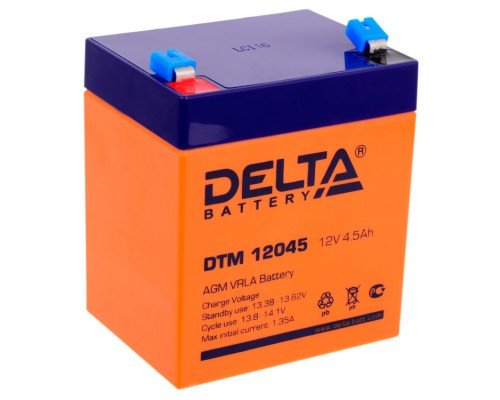 Аккумуляторная батарея для ИБП Delta DTM 12045