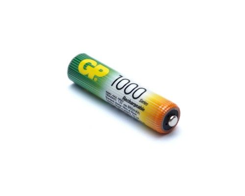 Аккумулятор AAA GP 100AAAHC NiMH 1000 mAh (1шт)