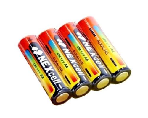 Элемент питания  AA Nexcel LR6-12 Alkaline в обтяжке, 1шт.