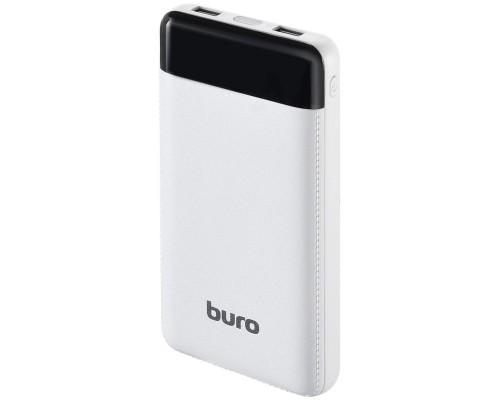 Аккумулятор Buro RC-21000-WT Power Bank универсальный, для портативных устройств, 21000mAh, Li-Ion, 2xUSB, 2,1A, белый