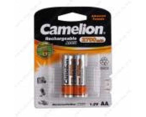 Аккумулятор AA Camelion HR6-2BL Ni-MH 2700 mAh (1шт)