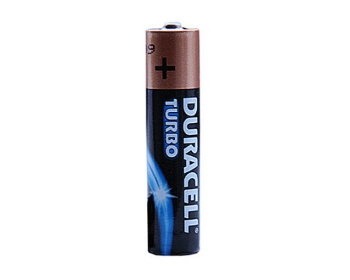 Элемент питания  AA Duracell Turbo MX1500/LR6 B12/B8