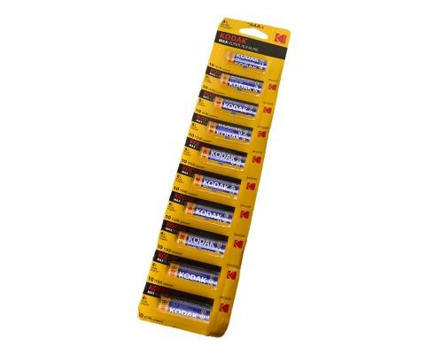Элемент питания  AAA Kodak LR03 MAX BP10