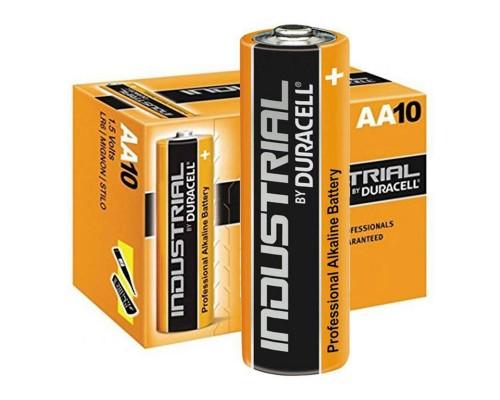 Элемент питания  AA Duracell Industrial MN LR6 10шт./уп. (1шт.)