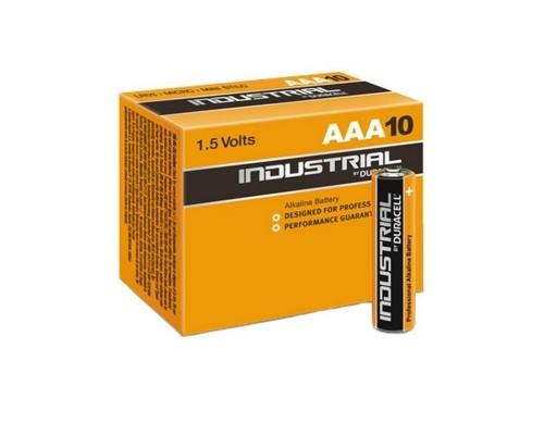 Элемент питания  AAA Duracell Industrial LR03 10шт./уп. (1шт.)