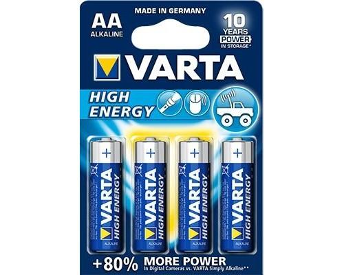 Элемент питания  AA Varta Energy Alkaline B10