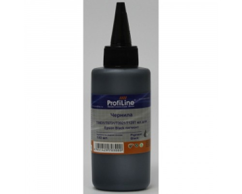 Чернила Epson T0631/0731/0921/1281 100ml (Black) ProfiLine пигментные