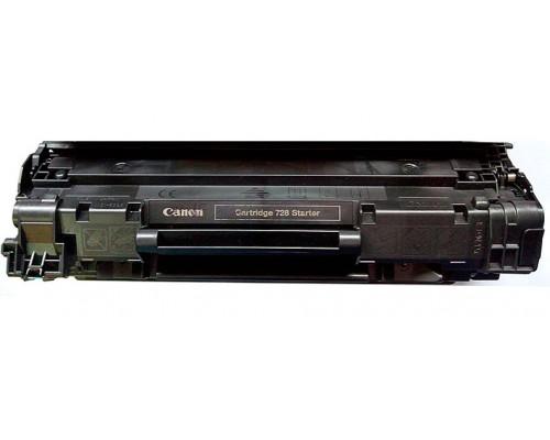 Картридж Canon 728 Starter (1000 стр.) MF4410/4430/4450/4550/4570/4580 (O)