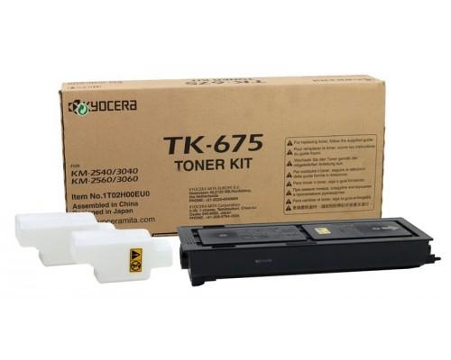 Тонер Kyocera KM 3060 (O) (TK-675)