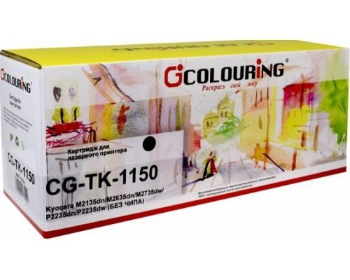 Тонер-картридж Kyocera Mita TK-1150 для M2135DN, P2235DN (без чипа) Colouring