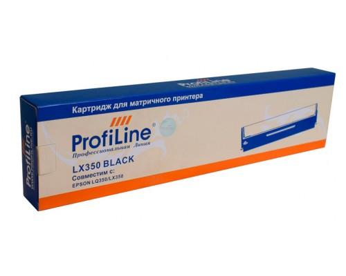 Картридж Epson  LX-350 S015637 (black) ProfiLine