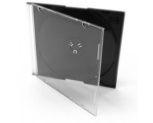 Бокс для  1 CD Slim черный