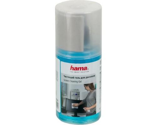Набор чистящих средств Hama R1199381 (салфетка и гель) для экранов 200мл