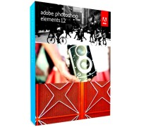 Программный продукт Adobe Photoshop Elements 12 RUS for windows, miniBOX