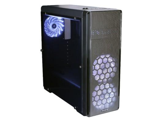 Системный блок Рубин Intel Core i5-7400 3,00GHz 4core H270 DDR4-2400 16Gb SSD 240Gb ATX 600W-120mm Windows 10Pro (10847)